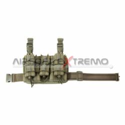 CONDOR US1017-008 Battery Case (4 Pcs)