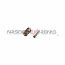 CONDOR 221038-002 Arsenal Knife Case Black