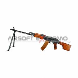 MODIFY TORUS AK47 Complete Upgraded Gearbox - Rear Wire (S120+, 8mm)