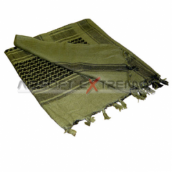LITEBUCK LBMS-OD-01-AA MOLLE System Module (Olive Drab/Red)