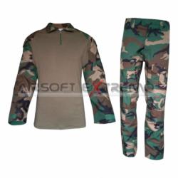 PROPPER F5454 BDU 60C/40P Twill Coat Olive XS Regular