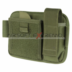 PANTAC BT-N016-RG-S Duty Belt, S, Ranger Green