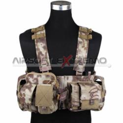 PROPPER F5352 Independent Button Up Shirt Khaki Plaid M