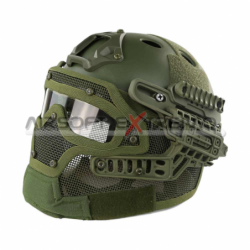 PANTAC PH-C221-OD-A Molle PVS-14 Protective Invert Canteen Pouch, OD