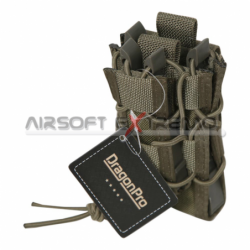 CONDOR 191028-002 First Response Pouch Black