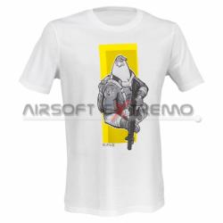 DRAGONPRO AU001 ACU Uniform Set Arido Pixelado Español M
