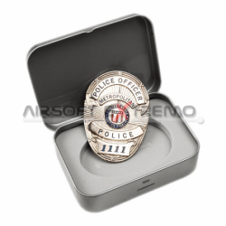 G&G Metro Police Badge with...