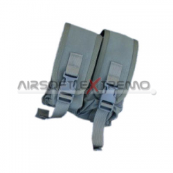 HSGI Double Rifle Mag Pouch OD
