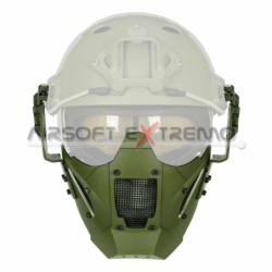 MiC DESIGN FAST Helmet Mask OD