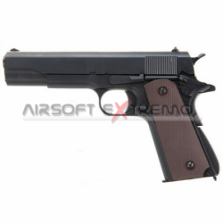 KJ WORKS K1911 Gas BlowBack