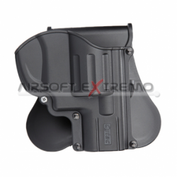 CYTAC CY-JF Polymer Holster...