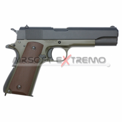 KJ WORKS K1911 Gas BlowBack OD