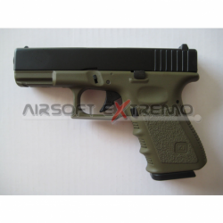 KJ WORKS G32C Gas BlowBack...